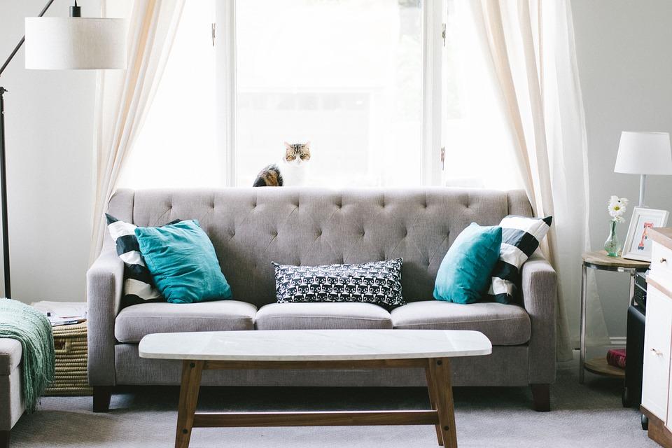 Nowoczesne poduszki dekoracyjne